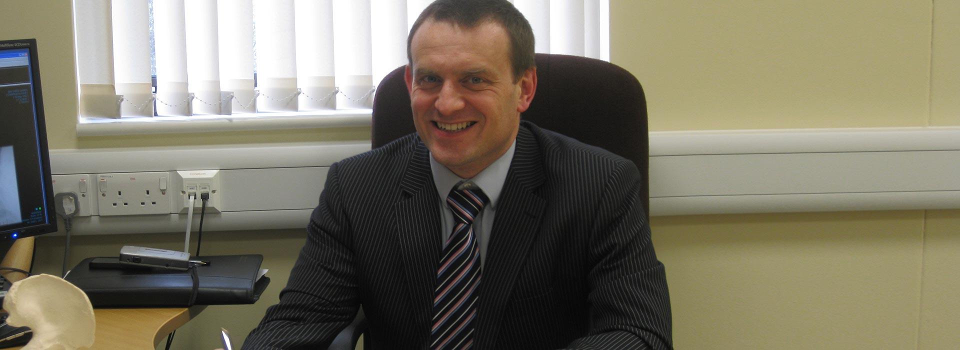 Gary Mundy, Lower Limb Specialist